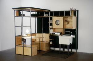 Andrea Zittel A-Z Management and Maintenance Unit Model 003_1992