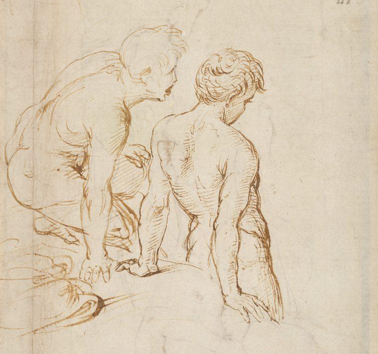 raphael-2 male-nudes