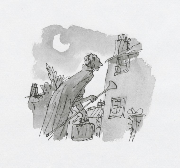 Illustration-from-The-BFG-©-Quentin-Blake