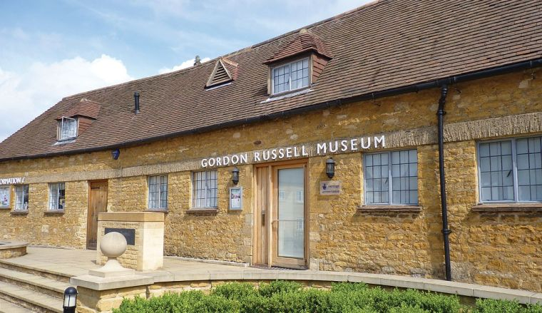 Reason 68 - Gordon Russell Design Museum outside view