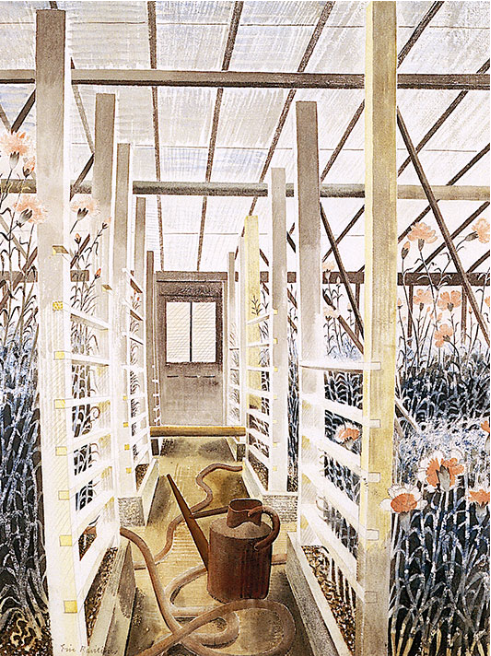 The-Carnation-House-Eric-Ravilious
